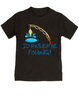 I'd Rather Be Fishing Toddler Shirt, Daddys Fishing Buddy, future fisherman, little kid fishing shirt, nature baby, mommys fishing buddy, gone fishin, take me fishing, outdoor adventure toddler gift, fishing toddler gift, parents who love to fish, fishing with dad, here fishy fishy, black