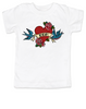 Mom Tattoo toddler shirt, Rock-a-Billy kid, I love my mommy kid tshirt, My mommy rocks shirt, Badass mom, Valentines day toddler t-shirt, Valentine's kid, Rock n Roll kid tattoo, Mother's day toddler shirt
