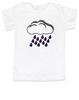 prince toddler shirt, purple rain toddler shirt, Rain cloud with purple rain shirt, Cute Prince kid shirt, Cute purple rain kid t-shirt