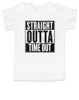 Straight Outta Time Out, Straight Outta toddler shirt, straight outta kid shirt, toddler time out shirt, nwa toddler shirt, straight outta timeout