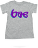 Bae toddler shirt, bae toddler t-shirt, mommy's little bae, daddy's bae, grey