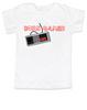 Born Gamer toddler shirt, Video Game toddler t-shirt, nintendo toddler shirt, classic gamer kid t shirt, geeky gamer parents, personalized gaming kid tee, white