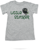 Little Stinker toddler shirt, Stinky toddler t-shirt, cute funny skunk kid shirt, stinker kid tshirt, grey