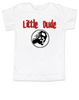 Little Dude toddler shirt, Big Lebowski toddler t-shirt, Fuck it dude let's go bowling, The Big Lebowski kid shirt, The Dude toddler t-shirt