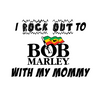 I rock out with my Mommy Shirt, I rock out with my Daddy shirt, Personalized band toddler shirt, custom Band toddler t-shirt, dads favorite band shirt, mom's favorite band shirt, rock out with mom & dad toddler shirt, bob marley toddler shirt