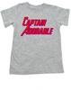 Captain Adorable toddler shirt, Captain America, Superhero toddler t-shirt, comic book kid t shirt, Avengers, Marvel toddler shirt, Patriotic kid clothes