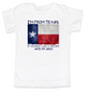 I'm from Texas Toddler Shirt, I'm from texas if you don't like it you can kiss my ass, texas proud toddler shirt, Texas state pride toddler, funny texas toddler shirt, funny texas gift for toddler, funny texas toddler t-shirt, Funny Texas Kid Shirt, Texas Born Toddler, white
