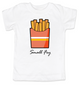 Small Fry toddler shirt, funny fast food toddler t-shirt, French fries kid shirt, Small Fry Kid tshirt