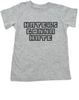 Haters Gonna Hate Toddler Shirt, Gangsta kids, Players gonna play, badass kid shirt, funny gangster toddler shirt, Don't hate on me toddler shirt, grey