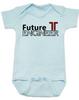 Future Engineer, Engineer Daddy, Engineer Mommy, Terracon baby Bodysuit, Engineer baby, blue