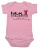 Future Engineer, Engineer Daddy, Engineer Mommy, Terracon baby Bodysuit, Engineer baby, Engineer like mommy