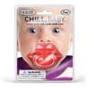 Binky Box Gift Set, Lips pacifier, Funny gift set for baby girl