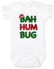 funny christmas baby clothes, christmas carol baby Bodysuit, humbug