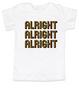 Dazed and confused toddler shirtMathew Mcconaughy toddler shirt