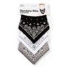 Mustachifier bandana bibs, cowboy bandana bib, bandana baby bibs, cowboy baby gift set