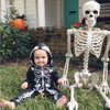 Toddler Skeleton Jumpsuit, Halloween Skeleton suit for toddlers, Skeleton jumpsuit with hood, vulgar baby skeleton suit, toddler skeleton costume, skeleton bones jumpsuit with face on hood, cool kids skeleton outfit, baby wearing skeleton suit