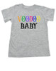Voodoo Baby Toddler shirt, voodoo lady toddler tshirt, ween kid shirt, ween voodoo lady, voodoo baby, grey
