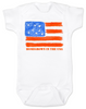 Homegrown in the USA baby Bodysuit, patriotic baby Bodysuit, fourth of july, memorial day, veterans day, American pride baby onsie, proud to be american, born in the USA baby Bodysuit
