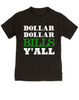 Wu-tang Clan toddler shirt, money toddler shirt, dollar dollar bills ya'll, future money maker, hip hop toddler shirt, cool kids shirt, black