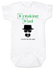 Breaking Dad Baby Bodysuit, HeisenBaby, I am the one who naps, Heisenburg, Badass baby, Breaking Bad