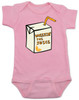 Wheezin the juice, wheeze the juice baby bodysuit, pauly shore, 90's baby gift, 90s movie baby bodysuit,  Encino man, wheez the juice baby, pink