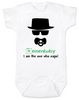 Breaking Bad Baby Bodysuit, HeisenBaby, I am the one who naps, Heisenburg, Badass baby, Breaking Dad