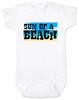 Sun of a beach, son of a beach, SOB baby bodysuit, beach baby, ocean lover parents, ocean baby bodysuit, summertime baby gift, fun in the sun baby, sunny beach baby, light