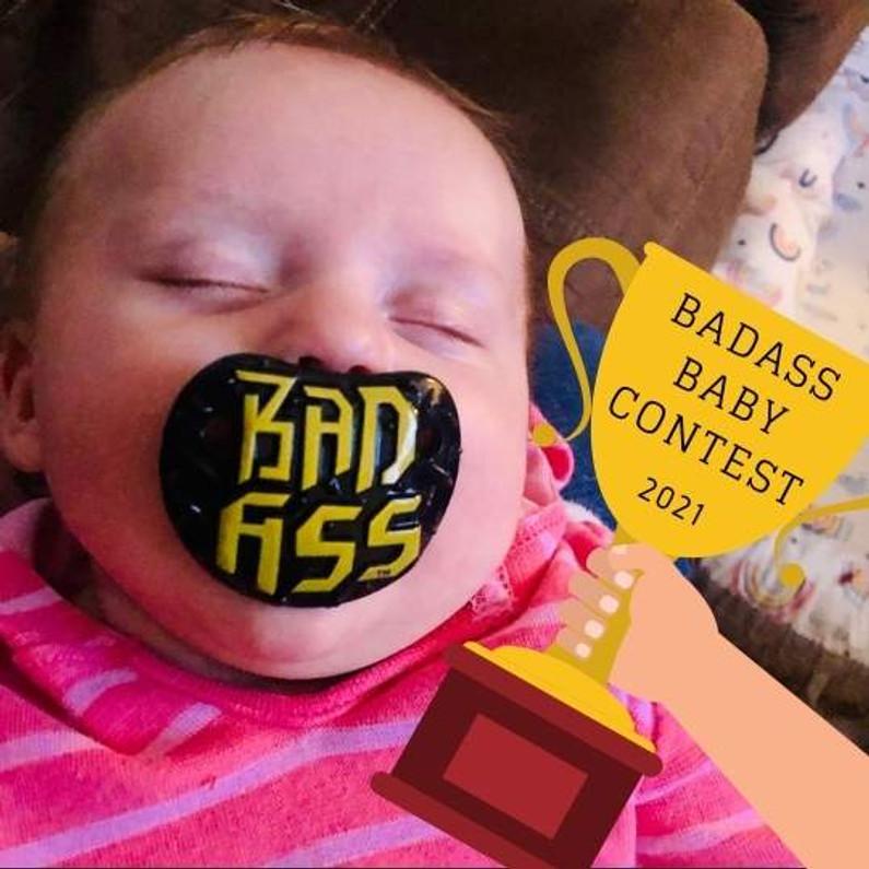 2021 Badass Baby Contest