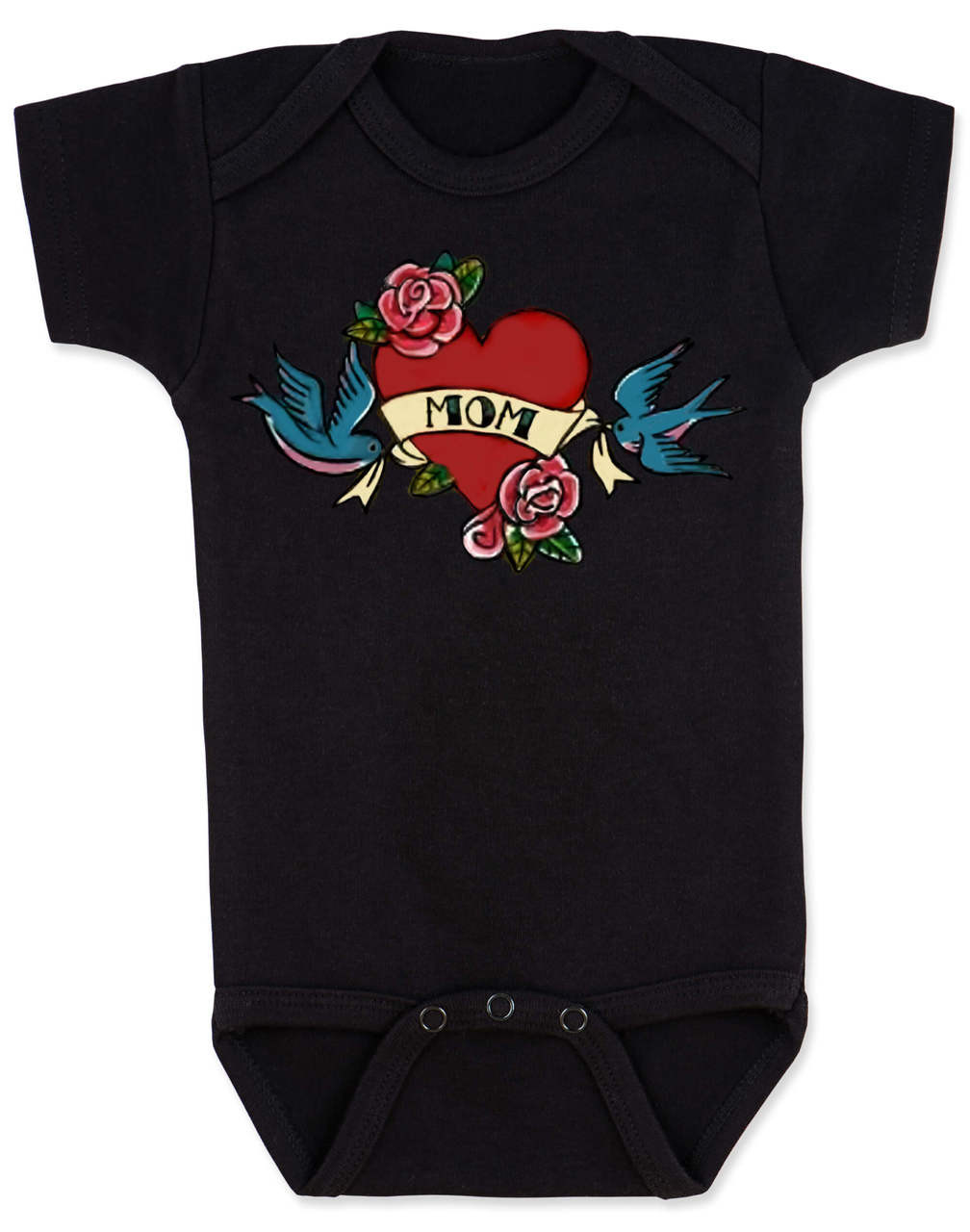 I love my Mummy /& her tattoos print baby vest mother/'s day baby shower Christmas