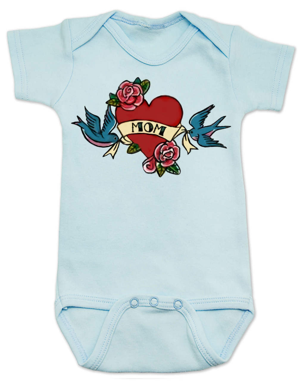 My Mom/'s Tattoos Are Better Onesie Baby Clothing Shower Gift Geek Funny Cute