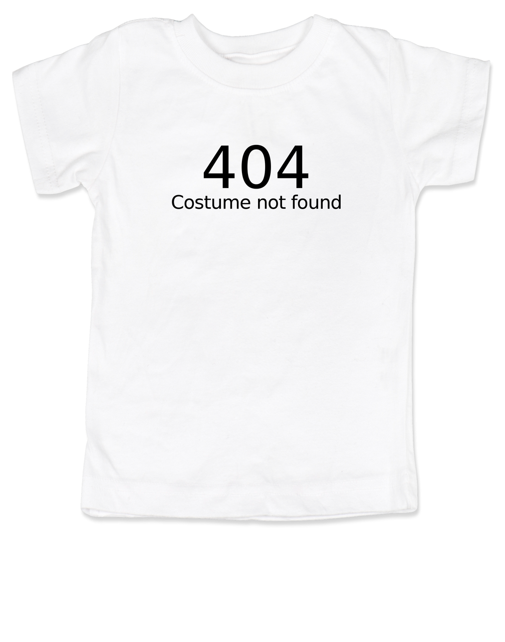 efbbb5318 Holiday: Halloween. 404 error costume not found toddler shirt, child 404  costume not found, computer error