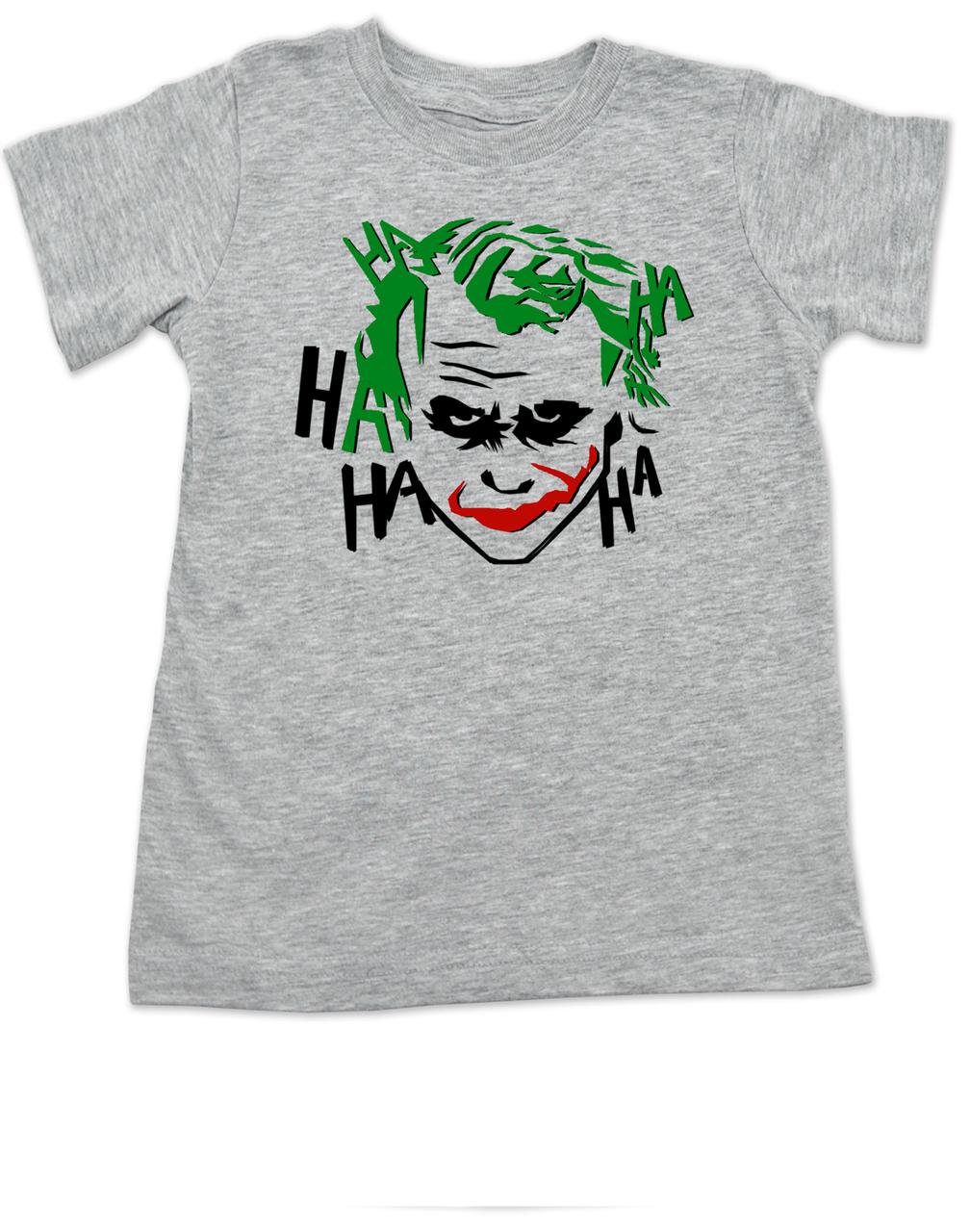 ec73b466a The Joker toddler shirt, Joker Halloween toddler t-shirt, batman joker toddler  shirt