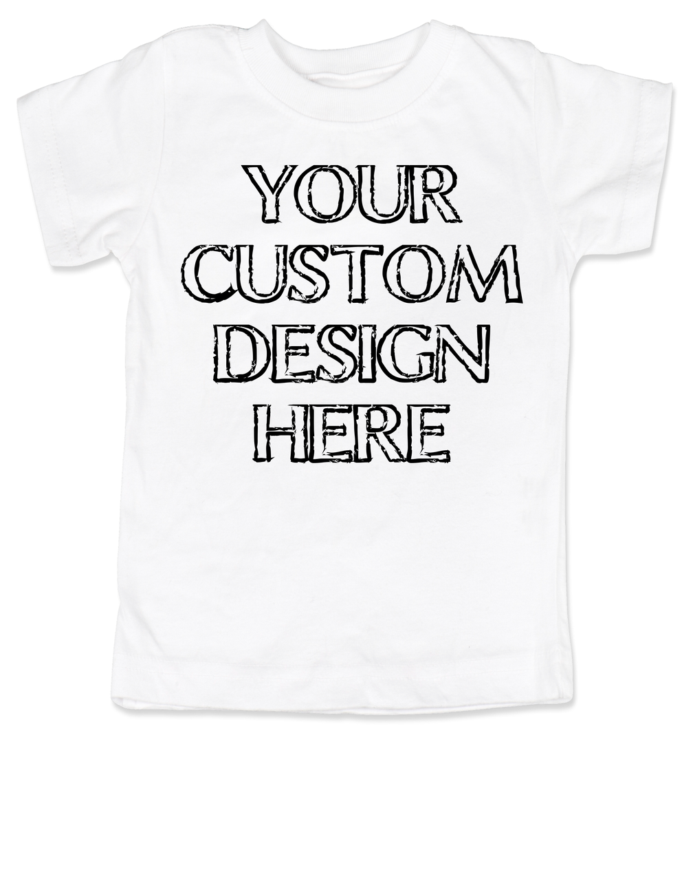 Custom Create Your Own Toddler Shirt Funny Toddler Shirts Personalized Baby T Shirt