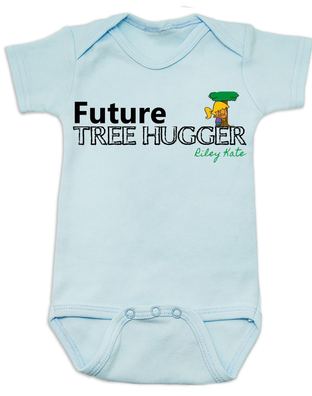 Tree Hugger Bodysuit for Baby
