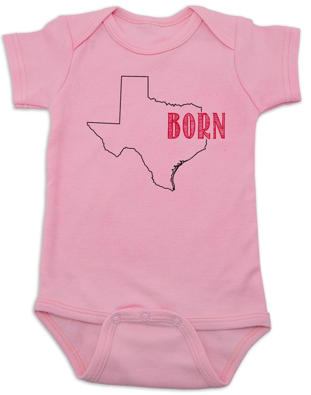 198279778 Born State Baby Bodysuit