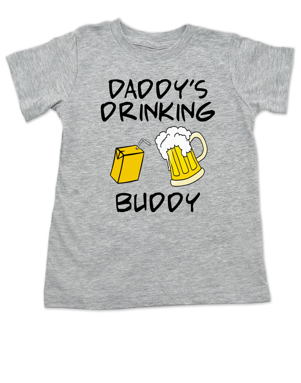 Baby Milk Shirt Fathers Day Tee Gift Kids Just Drink It Funny Shirt