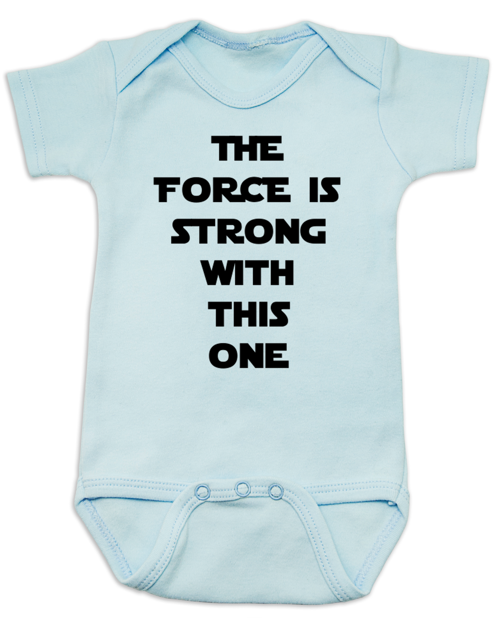 Baby Jedi Strong With Cuteness Infant Bodysuit