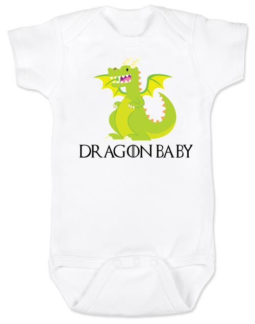 Dragon Baby baby Bodysuit, GOT, Little Dragon, poop is coming, little lanister, House Targaryen, Game of Thrones Onsie