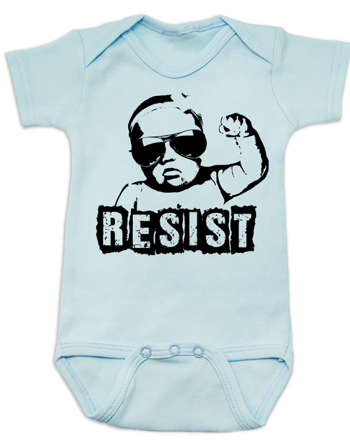 f801647fb Resist Baby Bodysuit
