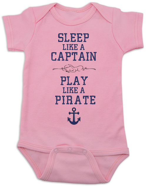9859eb8353c9 ... Sleep Like A Captain, Play Like a Pirate, wipe me booty, Aaaaar,