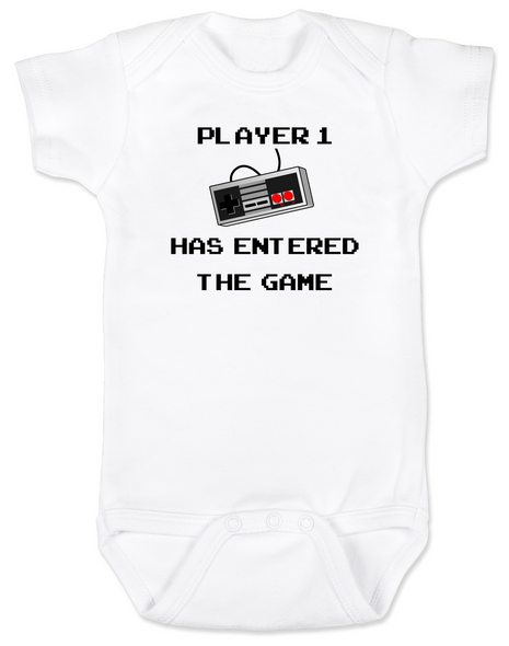 Player has entered the game