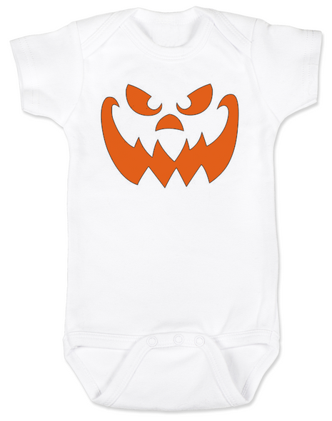 Jack-o-lantern Bodysuit