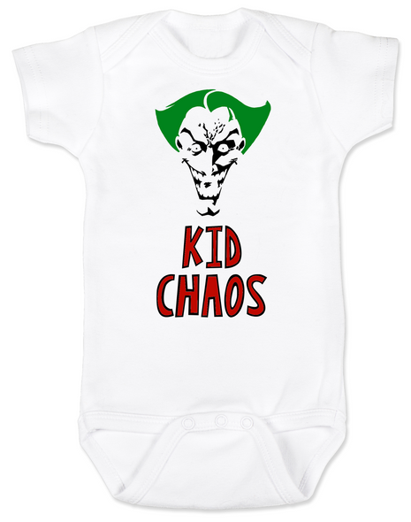 Kid Chaos Bodysuit