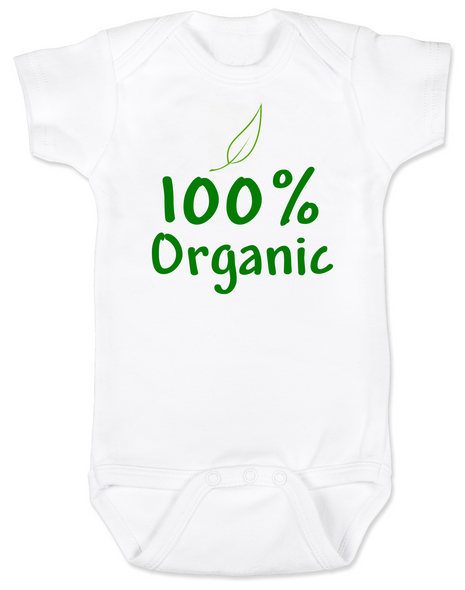 100% organic baby Bodysuit, organic baby bodysuit, hippie baby, naturally organic infant, nature baby onsie