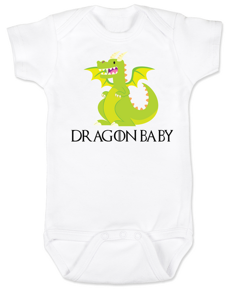 Dragon Baby baby Bodysuit, GOT, Little Dragon, poop is coming, little lanister, House Targaryen, Game of Thrones Onsie