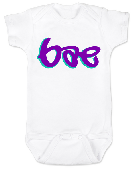 Bae Bodysuit, bae baby onsie, too lazy to say baby, mommy's little bae, daddy's bae