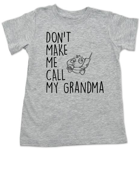Custom Kids Born to Love Grandpa Toddler T-Shirt 7T T-Shirt U.S White