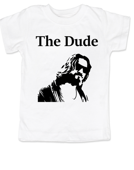 The Dude Toddler Shirt