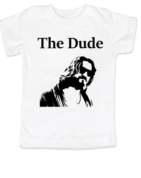 The Dude Toddler Shirt