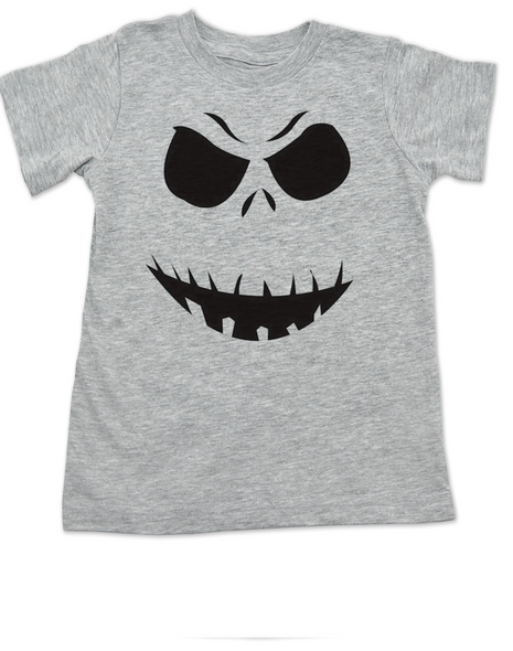 Halloween toddler shirt, Jack-O-toddler shirt, Jack-o-lantern toddler shirt, Pumpkin face toddler t-shirt, Halloween kid tee, Pumpkin Face toddler shirt, Halloween toddler shirt, Pumpkin kid tee, Unique Halloween shirt, jack the pumpkin king toddler shirt, grey